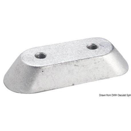 Anode aluminium p. Honda hors-bords  43.314.98