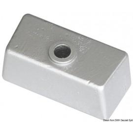 Cube pied en aluminium  43.317.21