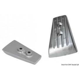 Anode zinc pour Volvo Penta DP 3589875/3589876  43.554.14