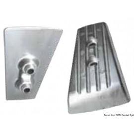 Anode aluminium p. Volvo Penta DP 3863206/3588746  43.554.33