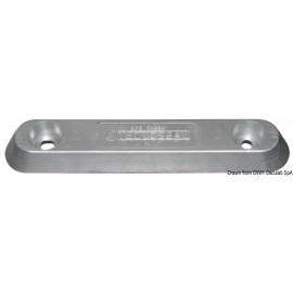 Anode aluminium oval Vetus 900 g   43.902.21