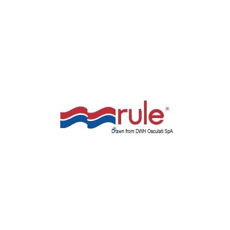 Pompe immergée Rule 2000 24 V  16.115.61