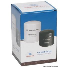 Filtre huile Mercury EFI 40/60  17.504.15