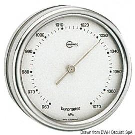 Baromètre Barigo Orion cadran argenté  28.083.30
