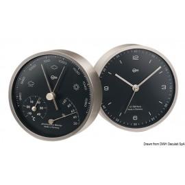 Baro/thermo/hygrométre noir Barigo Pentable  28.086.02