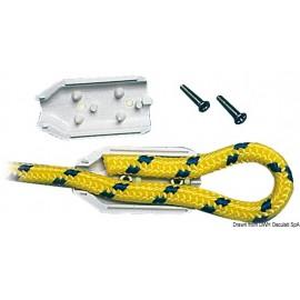 Serre-câble plastique p. épissure rempl. 5/6 mm  04.179.05