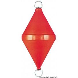 Bouée biconique rouge 500 x 1030 mm  33.168.02RO