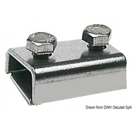 Serre-câble inox pour câbles 2/6 mm  04.184.00