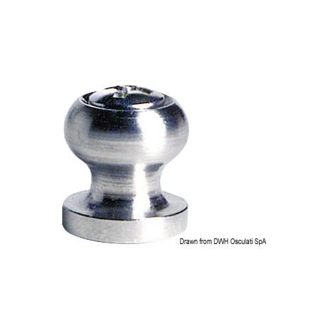 Bouton de capote AISI 316 13 mm  37.321.13